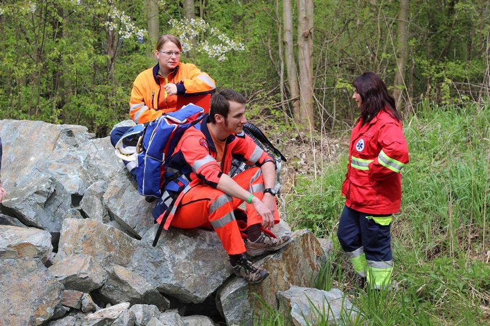 Soutěž Rozkoš Rescue